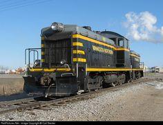 RailPictures.Net Photo: MNN 910 Minnesota Northern EMD TR4A at Crookston…