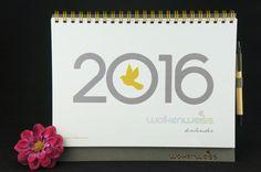 Wolkenweiss Kalender www.wolkenweiss.at