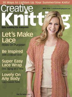 Creative Knitting 5 2009
