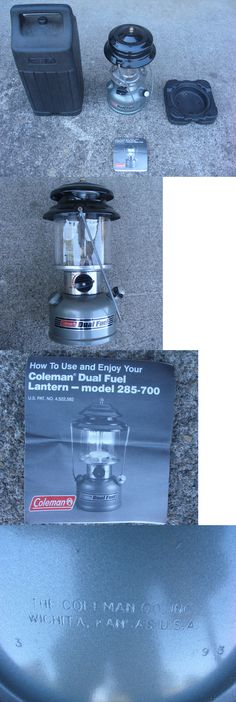 coleman self heating iron model 4a trivet instruction manual and box rh pinterest com Dating Coleman Lanterns Coleman Kerosene Lantern
