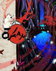 okami by ~skywolf16 on deviantART