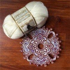 How to Warp Our Mini Circular Weaving Looms