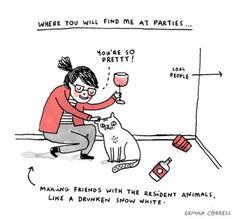 LOL Yesss! Too true!