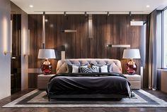 Top Interior Designers, Home Interior Design, Luxury Bedroom Design, Bedroom Designs, French Interior, Commercial Interiors, Luxurious Bedrooms, Interiores Design, Bed Design