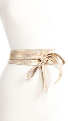 Wrap #Belt - #Gold $45  https://www.luxeyard.com/womens/invitation/customer_account/create/invitation/ODczMTU6MDkxMmQ1NjFmM2ExOWRjMWMzZjY0MDY4ODk5NWQ0NDc,/