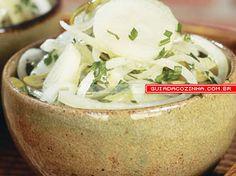 Receita de Salada de Cebola   Guia da Cozinha