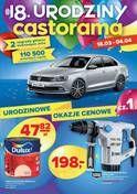 Wygraj samochód z okazji osiemnastych urodzin Castoramy i zapoznaj się z kuszącymi promocjami! :) Tape, Office Supplies, Band, Ice
