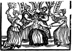 Stripping, Whipping and Pumping Pamphlet published in 1638 by John Taylor. A scurrilous story of a woman scorned and what she and her friends did to the woman in Covent Garden who had spent a night with her husband.