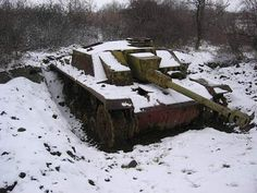 German Panzer Relics Recovered in Europe - WAR HISTORY ONLINE