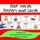 This is a set of 127 root words that include both Greek and Latin prefixes and suffixes. There are 4 available sizes in this package: poster size. Science Room, Science Classroom, Teaching Science, Classroom Ideas, Science Jokes, Vocabulary Activities, Class Activities, Latin Root Words, Teacher Memes