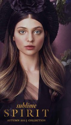 Aveda autumn/winter 2015 | Sublime Spirit Collection