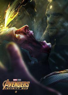 Visión Avengers Infinity War