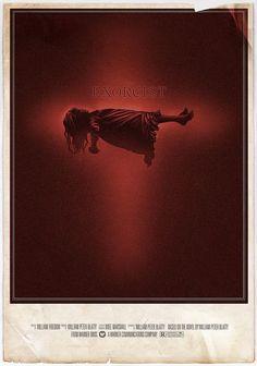 Galería: Posters de El Exorcista | Aullidos.COM
