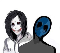 Jeff the killer and Eyeless Jack by TheJustice117