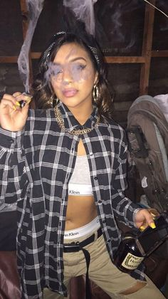 Buy Weed Online - Weed for Sale-Order Weed Online Usa Couple Halloween Costumes, Halloween Outfits, Girl Costumes, Tomboy Fashion, 90s Fashion, Fashion Outfits, Cholo Costume, Rapper Costume, Estilo Gangster