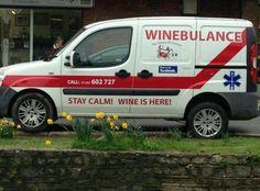Wine!  Beso de Vinog