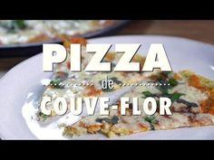 Leve, crocante e sem glúten: faça uma pizza com massa de couve-flor | Catraca Livre