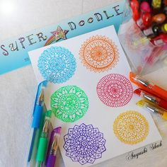 Aayushi Shah – Super Doodle Featured Artist Peaceful Words, Inspire Others, Gel Pens, Instagram Accounts, Zentangle, Doodles, Create, Drawings, Artwork