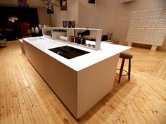 """""""Pure"""": the new kitchen by Gaudio design 