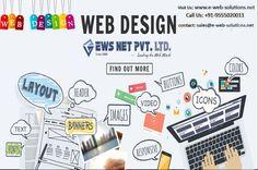 janakpuri based web design company. EWS Net Pvt. Ltd - professional web site design at affordable prices.