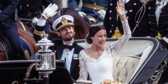 The Most Iconic Royal Wedding Gowns of All Time  - ELLE.com