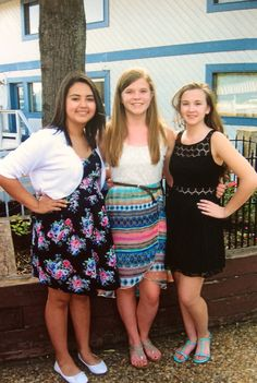 Jessica, Grace and I at the Odyssey cruise
