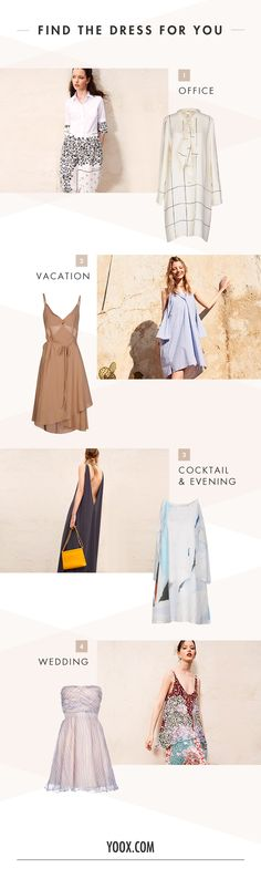 It�s not about the perfect dress, it's about the perfect dress for you. Discover your new favorite styles from top designers like Gucci, Brunello Cucinelli, Chlo� and more.