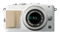 OLYMPUS ミラーレス一眼 PEN Lite E-PL5 レンズキット ホワイト E-PL5 LKIT WHT オリンパス, http://www.amazon.co.jp/dp/B009C73BSA/ref=cm_sw_r_pi_dp_dRCisb18Z6WER