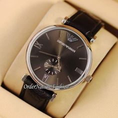 Price Rs 1399 watch944 Emporio armani black dial with black strap decent elegant watch To place an order: (1st please select the watch and watch number) Sms/Whatsapp: 03114725525 or Inbox us on Facebook or On our website: http://ift.tt/2bwuFPe - #OrderNation #OnlineShopping #OnlineShoppingInPakistan #Discount #Offer #Product #ForSale #OnlineShop #OrderOnline #BuyOnlineinPakistan - http://ift.tt/1MNMhRR