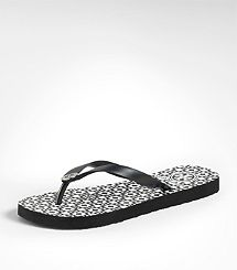 Tory Burch Flip Flops. Must haves for living in The Sunshine State