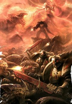 Warhammer 40000,warhammer40000, warhammer40k, warhammer 40k, ваха, сорокотысячник,фэндомы,Blood Angels,Space Marine,Adeptus Astartes,Imperium,Империум,Death Company,Tyranids,Тираниды