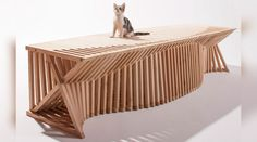 Gatos con estilo: Arquitectos crean modernas casas para ellos | Foto galeria 5 de 6 | El Comercio Peru
