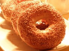 Koulouri -Sesame Rings
