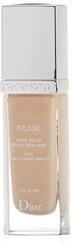 Christian Dior Diorskin Nude Skin-Glowing Makeup, 1 Ounce * Click image to review more details.