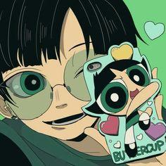 Butch's phone case of Buttercup Power Puff Girls Z, Power Girl, Cartoon As Anime, Cartoon Movies, Anime Gifs, Anime Art, Cartoon Drawings, Art Drawings, Desenhos Cartoon Network