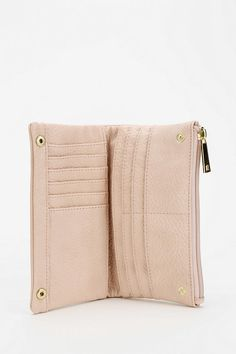 BDG Double-Snap Wallet