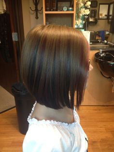 Pravana vivids on non bleached hair. Long angled bob little girl By:Melissa Lobaito