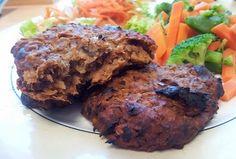 Vegans Eat Yummy Food Too! Vegan Dessert Recipes, My Recipes, Whole Food Recipes, Desserts, Vegan Burgers, Vegan Vegetarian, Vegan Food, Plant Based Recipes, Going Vegan
