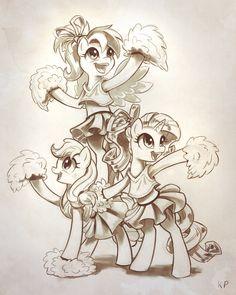 Cheer some more! by KP-ShadowSquirrel.deviantart.com on @DeviantArt