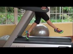 Treadmill Aerobics - This may be the reason I'm in the ER tomorrow morning. Going to try it.