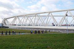 Maeslant Sturmflutwehr Rotterdam Holland