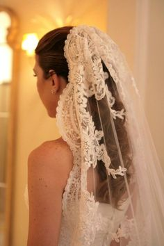 I am wondering if I can wear my veil like this