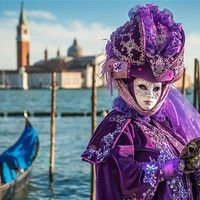 """It's Carnival """"Carnevale"""" time in Venice! Look at those amazing VYou can find Masks and more on our website. Casablanca, Carnival Of Venice, Travel Inspiration, Captain Hat, Instagram, Amazing People, Guide, Jazz, Paradise"""