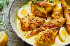 From Meghan Markle's cookbook, Together: Our Community Cookbook, here is the recipe for the Coconut Chicken Curry by Aysha Bora from the Hubb Community Kitchen. Spatchcock Chicken, Tandoori Chicken, Coconut Curry Chicken, Chicken Curry, Chicken Paprika, Chicken Feed, Chicken Tikka, Chicken Wings, Cookbook Recipes