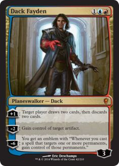 Dack-Fayden-x1-Magic-the-Gathering-1x-Conspiracy-mtg-card-planeswalker