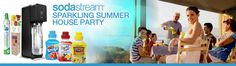 SodaStream Sparkling Summer House Party - applications now open!