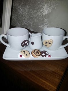 Tazzine da caffe'