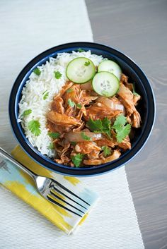 Easy Slow Cooker Chicken Tikka Masala — The Fountain Avenue Kitchen