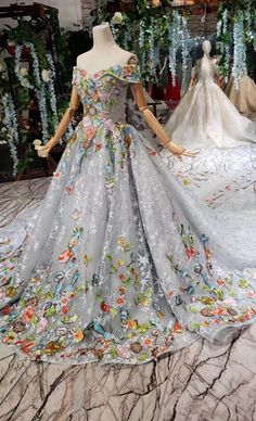 e97f4f79c3 New Style Ball Gown Off The Shoulder Prom Formal Dresses With Applique PM213