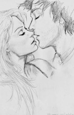 Best pencil sketch girl love pic all drawing. Cute Couple Drawings, Couple Sketch, Couple Art, Couple Kiss Drawing, Drawings About Love, Pencil Art Drawings, Art Drawings Sketches, Sketches Of Love, Tumblr Drawings Easy